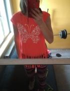 Koszula z frędzlami