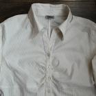 Bluzka koszulowa złota nitka 38