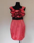 Pink Boutique sukienka midi 38 40