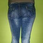 Spodnie jeansowe z dziurami Redial
