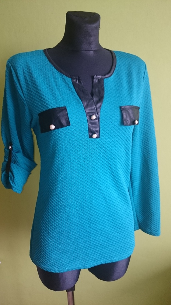Bluzka pikowana Jiahaodi