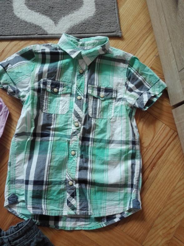 Ubrania chłopięce 116...