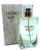 Woda toaletowa Friends World dla Niej Oriflame...