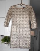 TFNC sukienka cekinowa cekiny sylwester impreza...