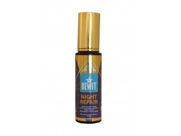 Night repair serum na noc