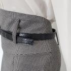 Ołówkowa spódnica pepitka ZARA