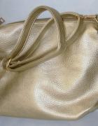 Złota torebka KRIS ANA
