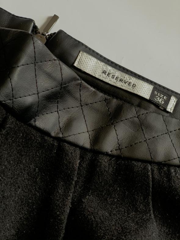 Spódnice rezerved spódnica 36 czarna