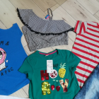 Nowa paczka ubrań dla nastolatki rozm 158 do 164