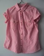 koszula w krateczke...