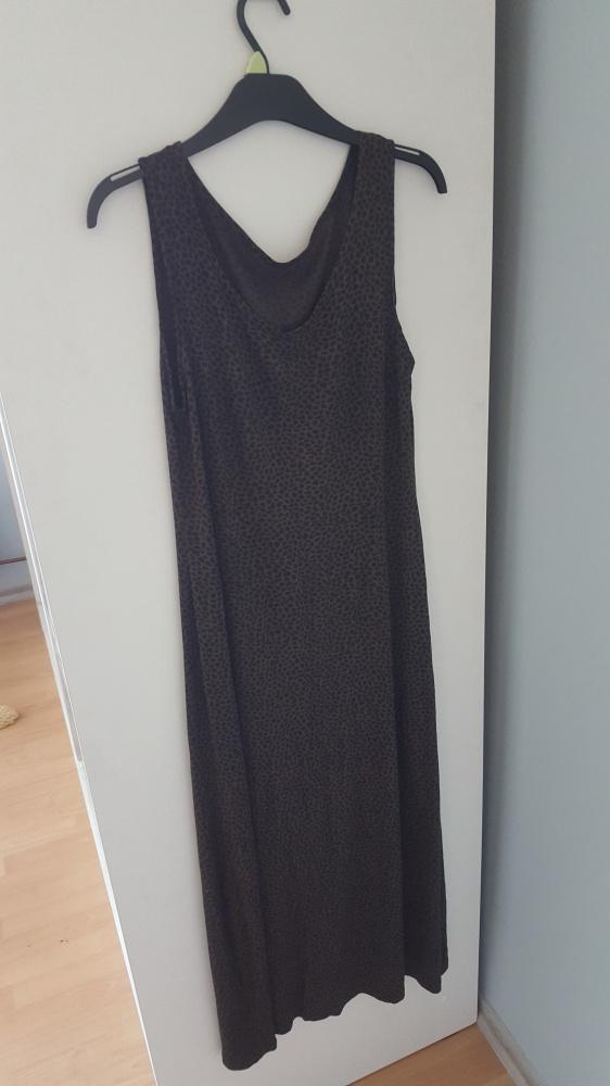 Suknia w panterkę