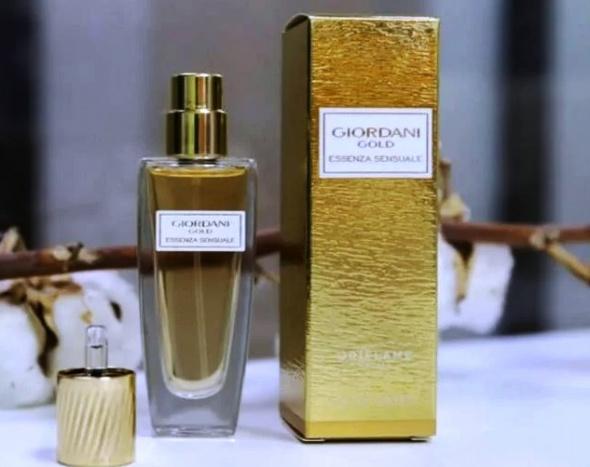 Woda perfumowana Giordani Gold Essenza Sensuale Oriflame...