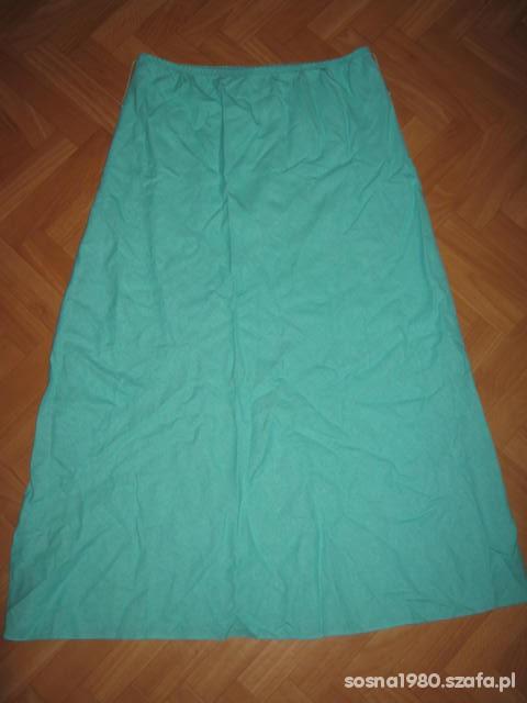 Spódnice Lniana spódnica