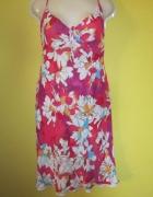Powiewna sukienka rozmiar 38 40