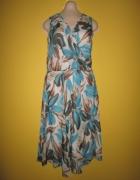 Powiewna Suknia rozmiar 40