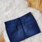 Dżinsowa spódniczka Mini Zara 42