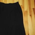 granatowa spodnica