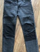 H&M deconstructed jeans regular fit 30...
