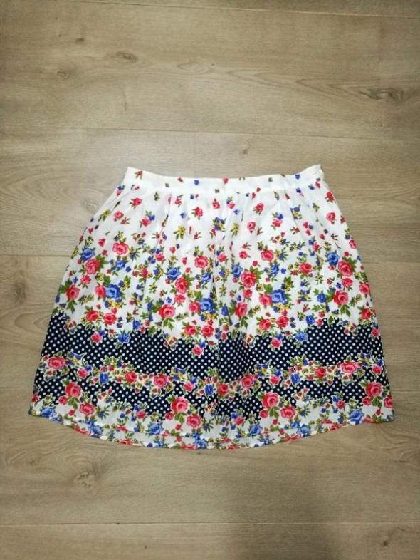 Spódnice Spódniczka Forever 21 S floral
