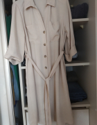 sukienka w stylu camel 40 42...