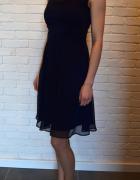 granatowa sukienka ORSAY rozmiar S...