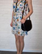 letnia sukienka w kwiatki rozmiar S...