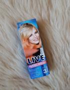 Schwarzkopf Live Pastel Spray Apricot Spray koloryzujący włosy