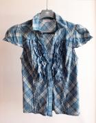 Bluzka Orsay z żabotem...