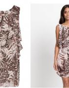 Bodyflirt sukienka wzory 42 xl...