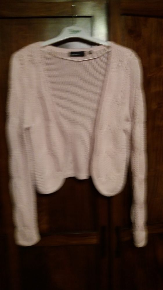 Fajny bawełniany sweterek KappAhl