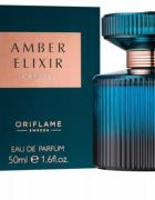 Woda perfumowana Amber Elixir Crystal Oriflame Nowa...