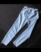 ZARA Kids spodnie jeansy jasny błękit 10 lat 140 cm stan BDB...