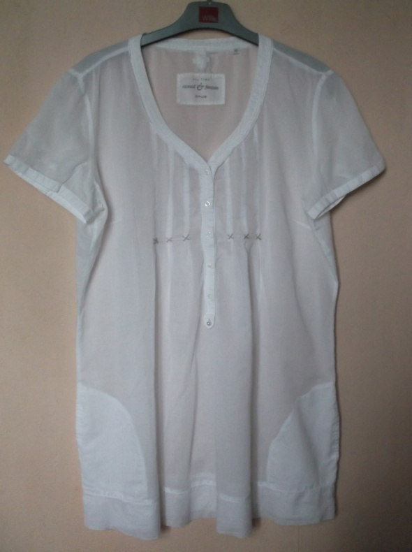 Biała koszula Opus 40...