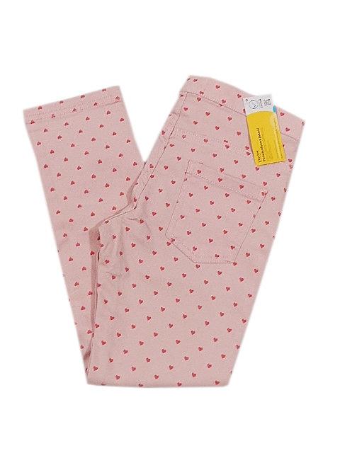 Youngstyle spodnie dzieczece rozowe 8 do 9 lat rozm 134