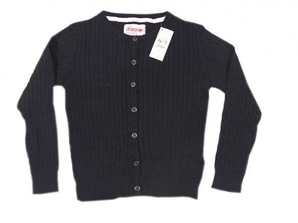 Youngstyle sweterek dziewczecy granatowy 9 do 10 lat rozm 140