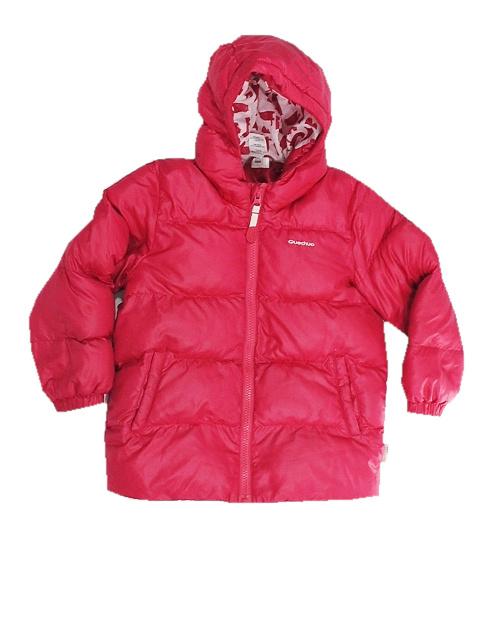 Quechua kurtka dziewczeca zimowa rozm 98 do 104 lat 4