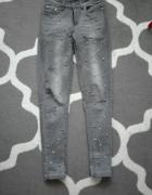 Spodnie perełki...