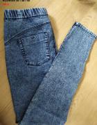 NOWE spodnie jeans rurki jegging r 38 i 40 primark wyprzedaż