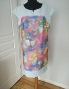 Multicolor sukienka rozmiar 42 stan nowa