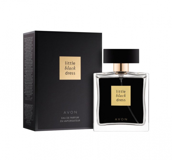 Perfumy Little Black Dress Avon woda perfumowana 50 ml