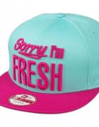 czapka New Era full cap róż seledyn...