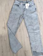 Nowe dżinsy rozmiar M