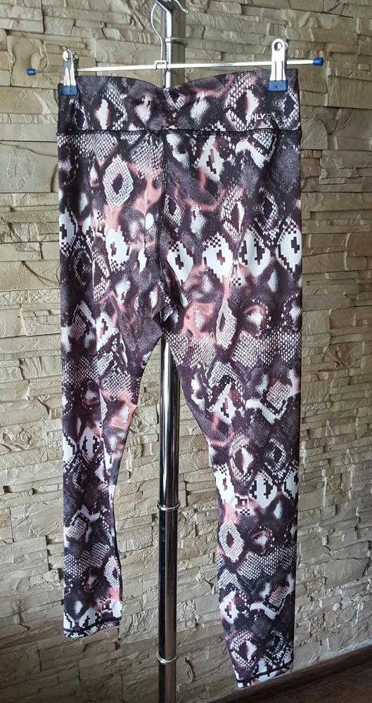 Spodnie Leginsy we wzory