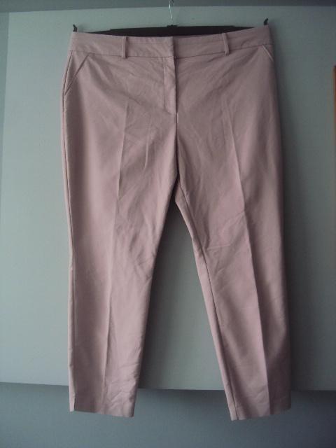 eleganckie spodnie cygaretki...