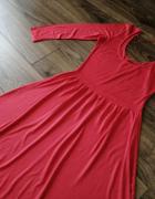 Czerwona sukienka FOREVER...