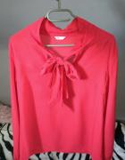 Bluzka czerwona z wiązaniem...