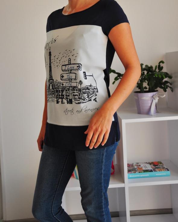 Bluzeczka z nadrukiem Orsay