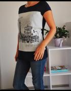 Bluzeczka z nadrukiem Orsay...