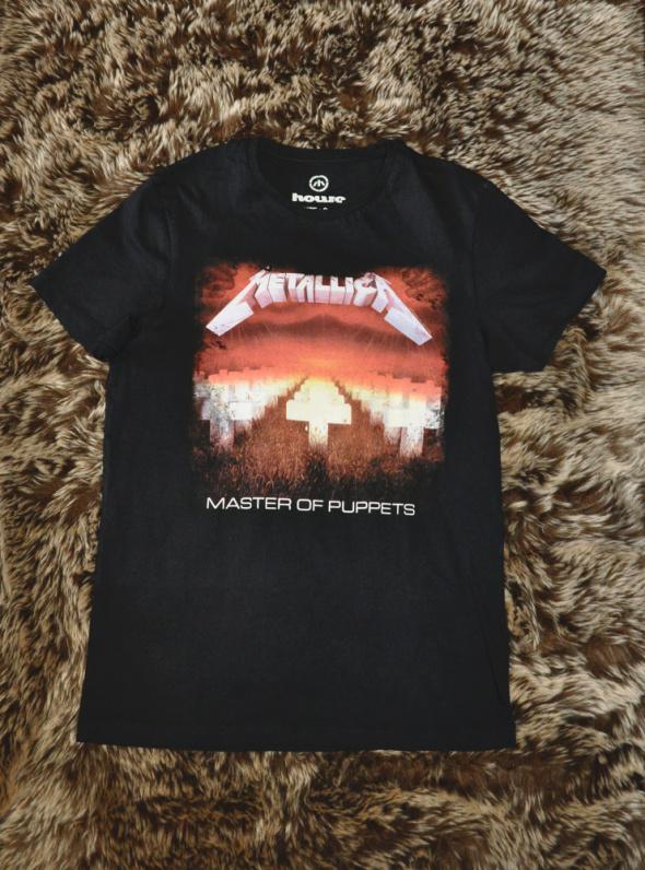 koszulka Metallica Master of Puppets