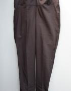 Brązowe spodnie 48...